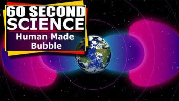 Human made bubble
