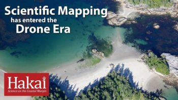 Scientific mapping has entered the drone era