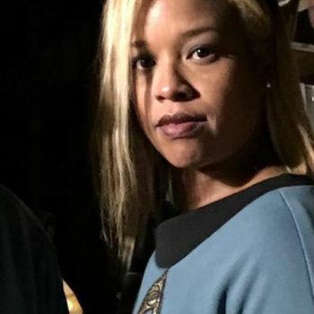 Kimberly Douglas - Starfleet Issue Anovos
