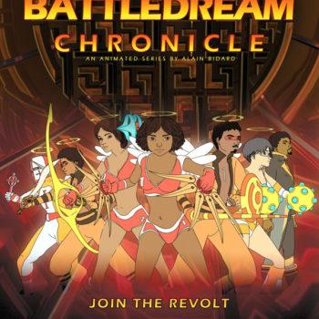 Battledream Chronicles-poster