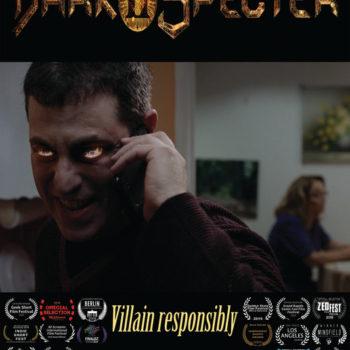Dark Specter II-poster