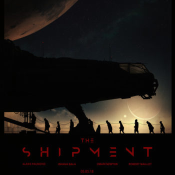 The Shipment-Poster