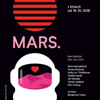 Trash on Mars Poster