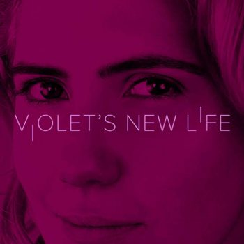 Violets New Life - Poster