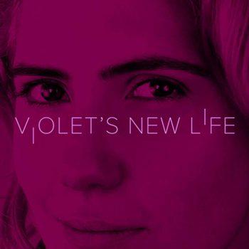 Violets New Life - Poster