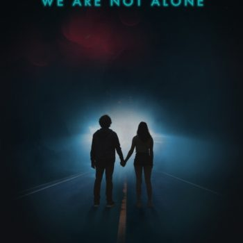 We Are Not Alone - Poster