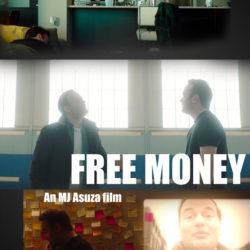 Free Money-poster