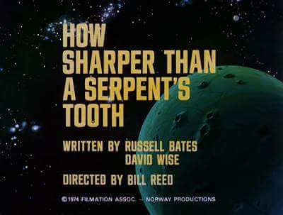 How sharper than a serpents tooth
